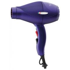 Лёгкий профессиональный фен Gamma Piu ETC Light Matt Blue (матовый синий)